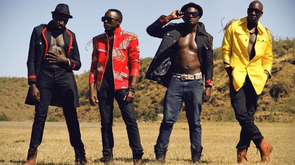 The iconic Sauti Sol's story is set to premier on Maisha Magic Plus, on the Sol Family Show!