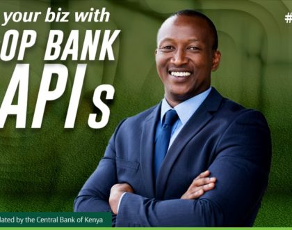 All you need to know about Co-op Bank's APIs and its positive impact in customer service delivery