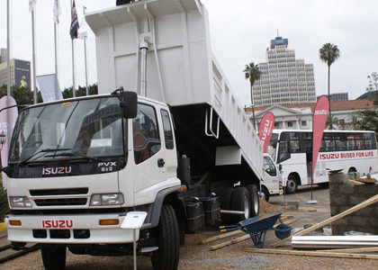 Fancy a brand new Isuzu, or, Mitsubishi truck for your business? It's now very easy!