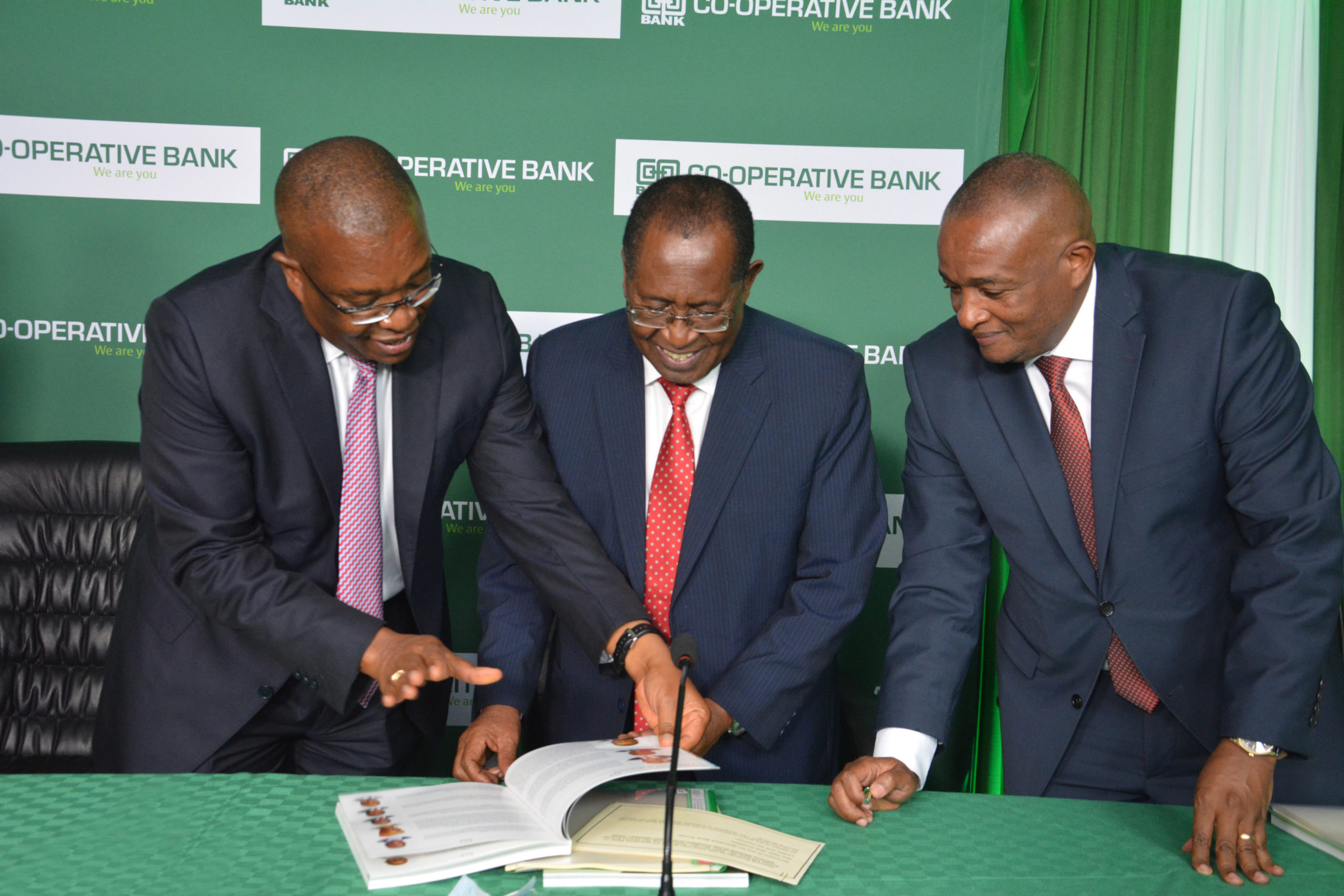 Co-op bank AGM ratifies KSh5.9 billion dividend payout and the acquisition of 90 per cent equity stake in Jamii Bora (Kingdom Bank)