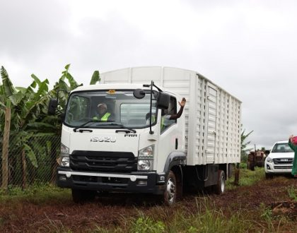 What does a business owner need to acquire a brand-new Isuzu truck and additional working capital?
