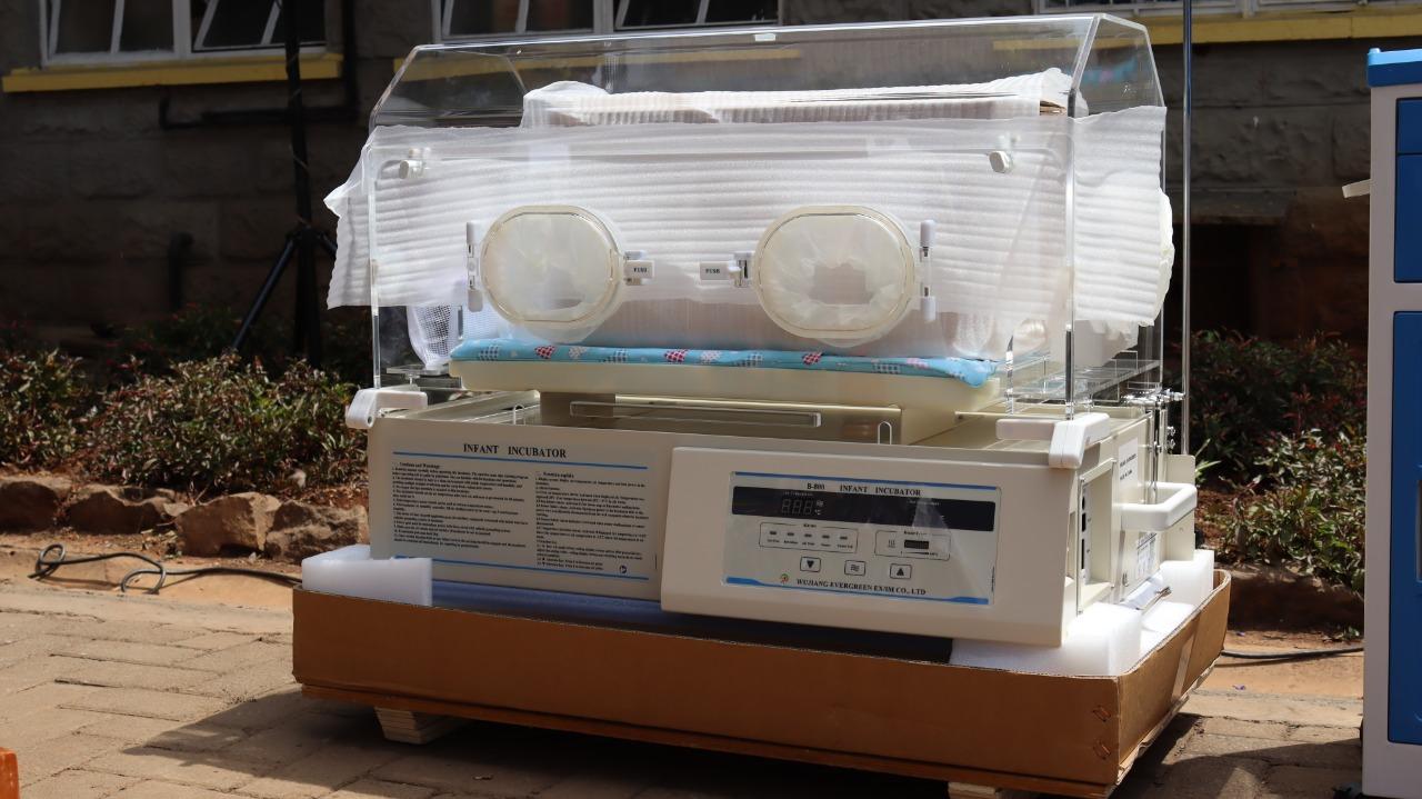 Mozzart makes a noble ICU equipment donation to Pumwani Maternity Hospital