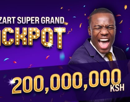 Mozzart Bet shakes the Kenyan gaming scene with the Biggest Jackpot ever - Ksh 200,000,000 up for grabs!