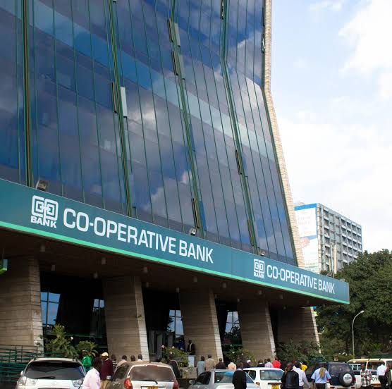Co-op Bank leads the industry as it releases a 14 billion report for Year 2020