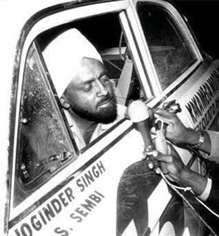 Joginder Singh (file image)