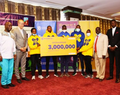 Mozzart infuses sponsorship for Nandi Road Race with a tree-planting, water-conservation exercise