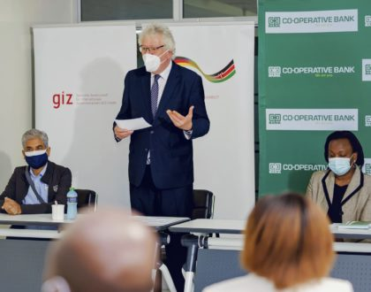 Boda Boda riders set to benefit as Co-op Bank partners with German Dev't Co-operation (GIZ)
