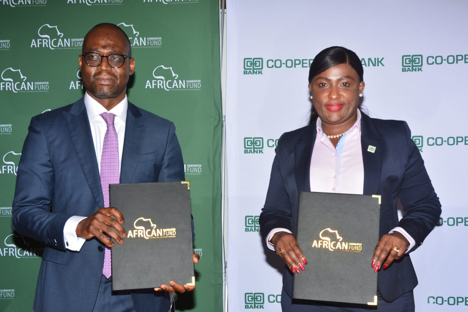 Coop Bank partners with African Guarantee Fund (AGF) to boost Green Financing in Kenya
