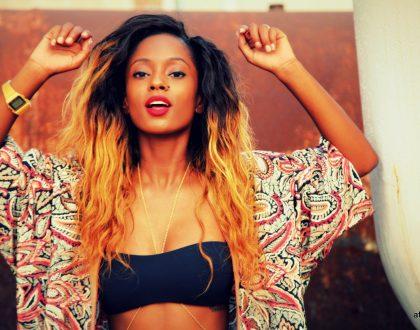 Picha tano za Vanessa Mdee akivaa nguo ya nusu utupu akiwa Nigeria