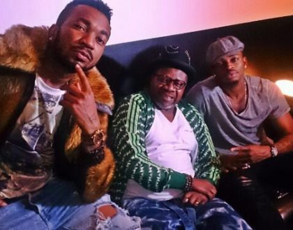 Diamond aachia mini-documentary ya Papa Wemba