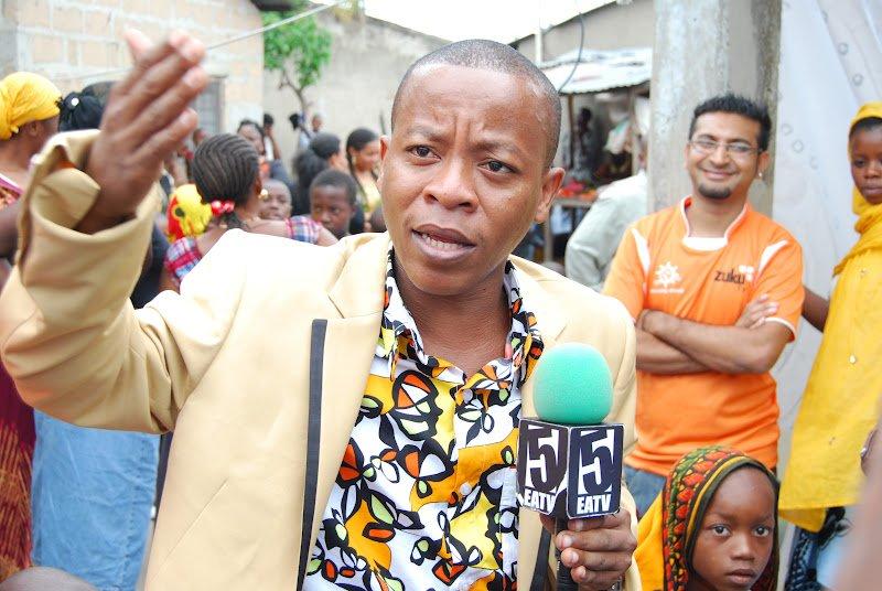 Mchekeshaji Steve Nyerere awekwa motoni kutokana na sakata ya kimapenzi ya Wema Sepetu na Freeman Mbowe