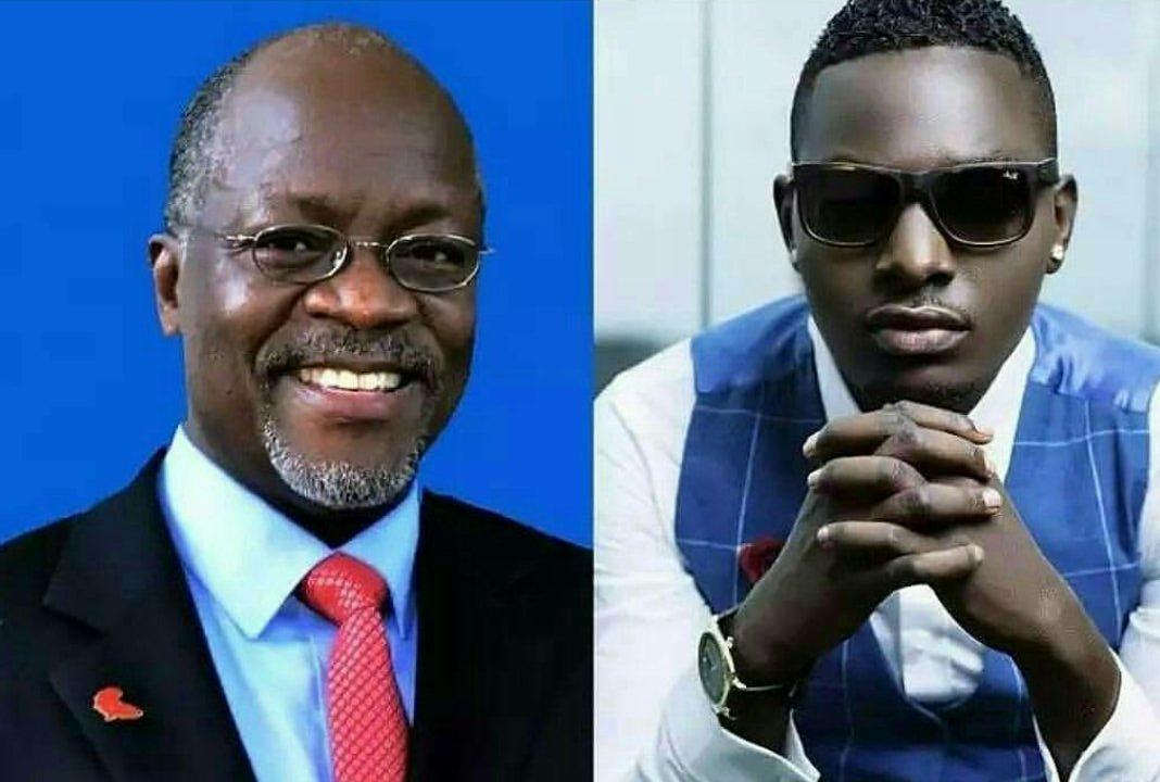 Barakah: Mimi ni Magufuli Wa Bongo Fleva Kutokana na Misimamo yangu Thabiti