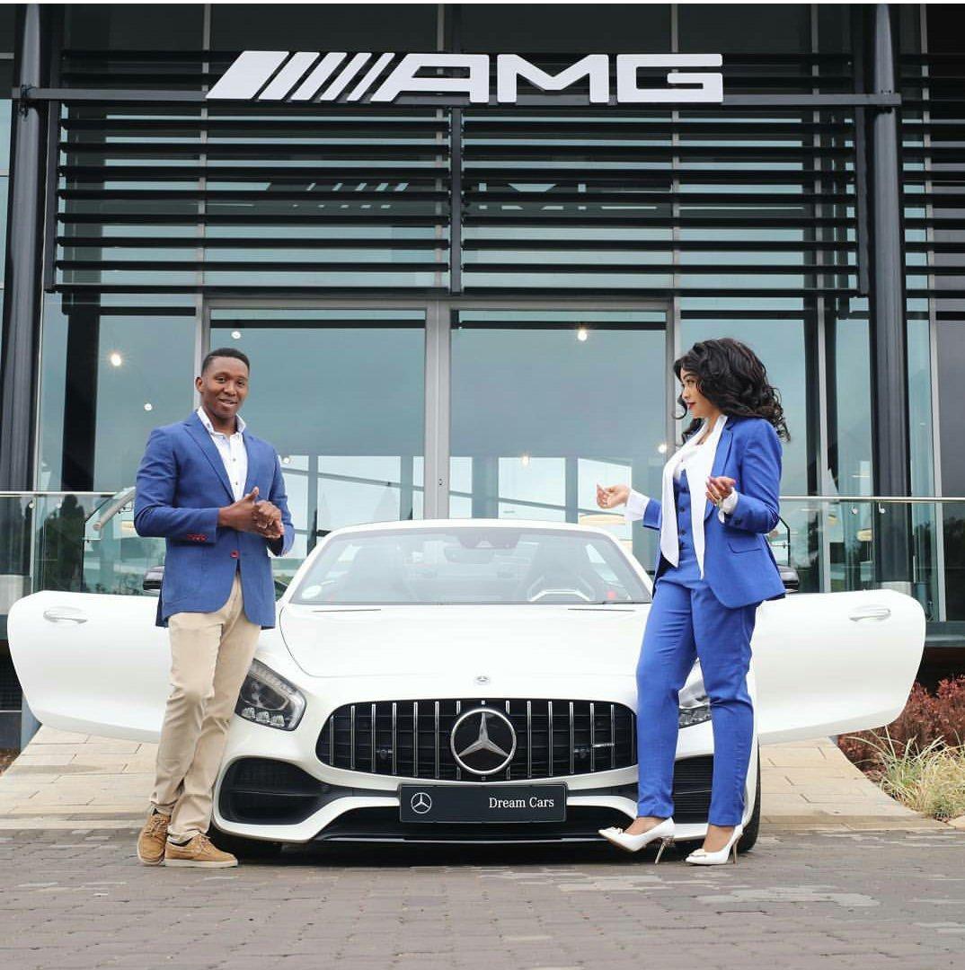 Zari Apata Dili Zito na Mercedes Benz