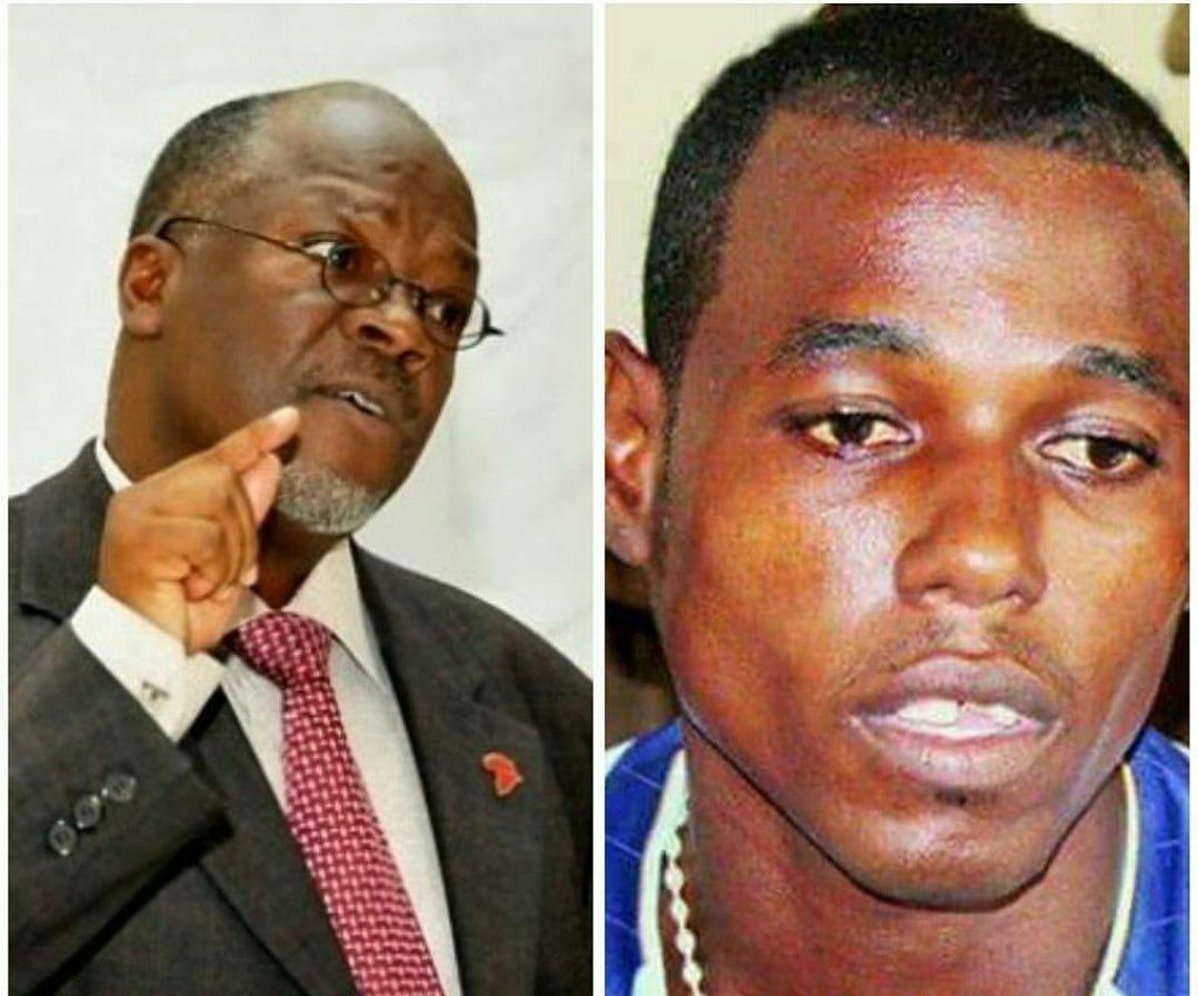 Huu Ndio Ujumbe Wa Babu Seya Kwa Raisi Magufuli