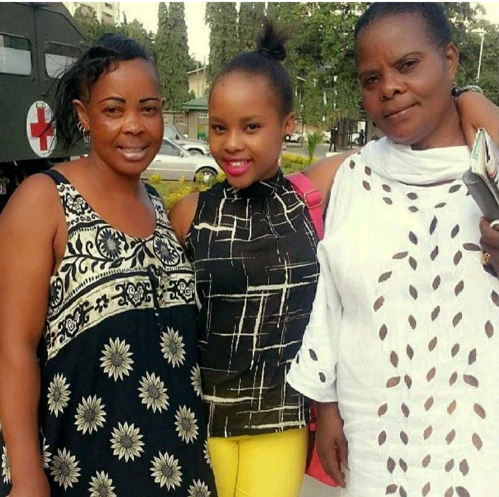 Mama Kanumba: Nilikuwa Naumia Nikimuona Lulu Anakula Raha, Nimefurahi Alivyofungwa Sahivi Zamu Ya Familia Yake Kulia