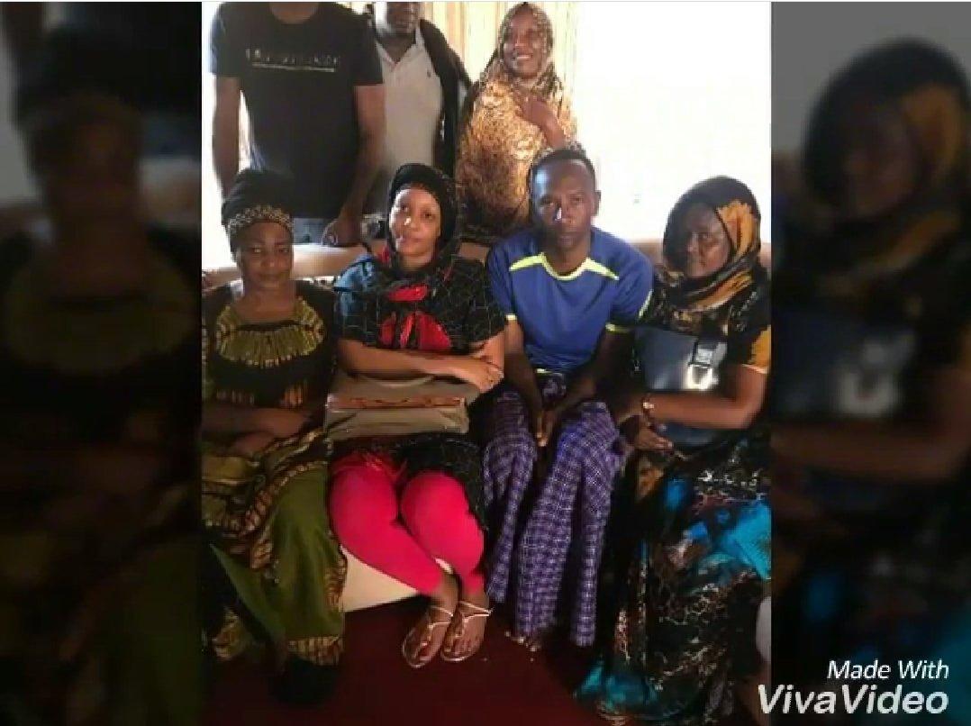 Familia Ya Ndikumana Imempa Uwoya Baraka Zote Kuendelea na Maisha Yake ( Picha na Video)