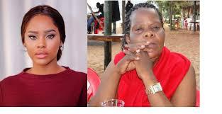 Mama Kanumba  Aonyesha Wazi Alivyochukizwa na Matendo ya  Lulu  .