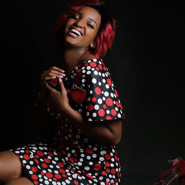 Nicole Awaomba Wasanii Wamkomboe Wastara.