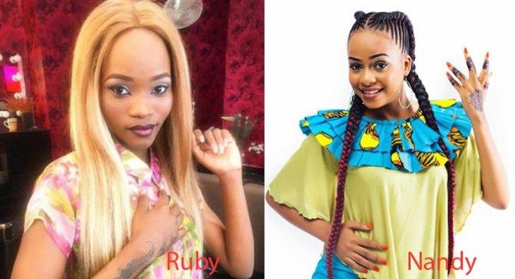 Bifu la Nandy na Ruby Lamalizika.