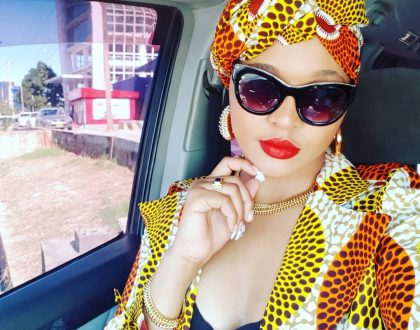 Jacqueline Wolper: Msituchukulie Poa Bongo Movie