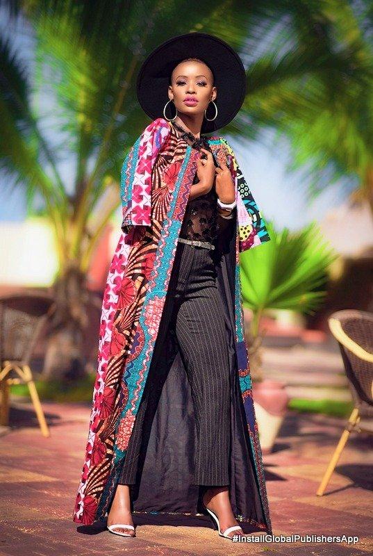 Miss Tanzania namba 2 Akumbwa na Skendo ya Mapenzi.