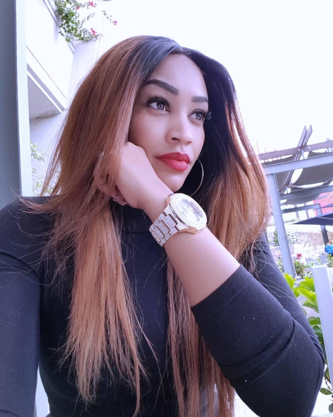 Natafuta Pesa Sina Muda Wa Kutafuta Mpenzi Mpya- Zari