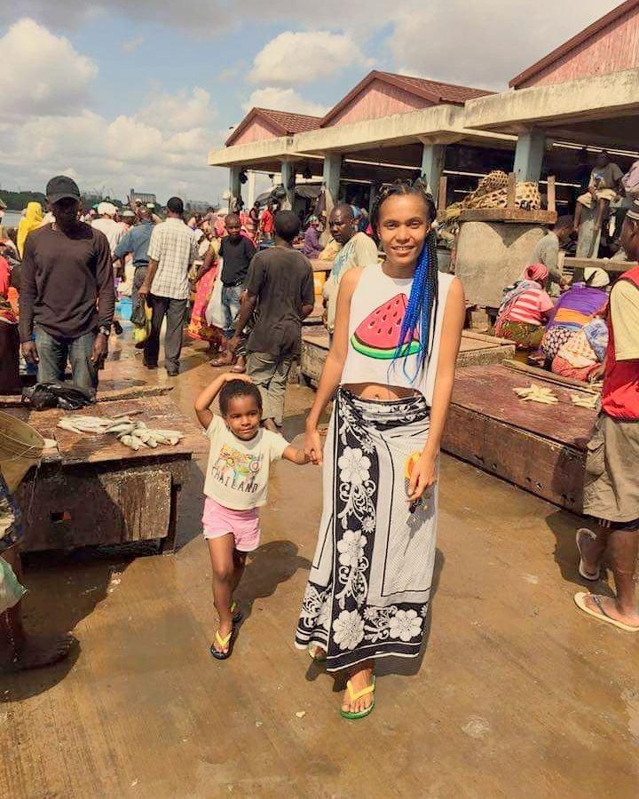 Faiza Ally: Siwezi Kumpeleka Mwanangu Akamuone Sugu Jela