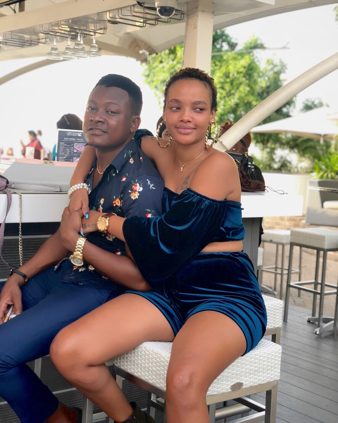 Casto Dickson Atangaza Ndoa