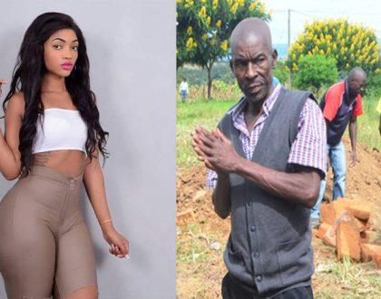 Niligombana na Mwanangu Kisa Mambo Ya Usanii- Mzee Gerald