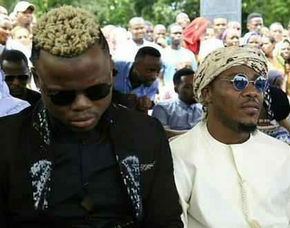 Harmonize Awasihi Mashabiki Wasimchonganishe na Ali Kiba