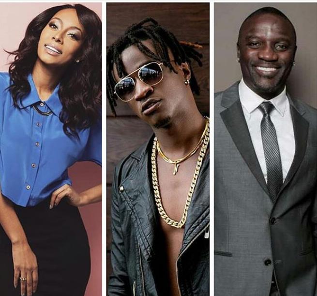 Nahrel Kuanza kazi na Akon na Kery Hilson