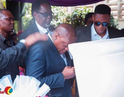 Mazishi Ya Mke wa Kibonde, Bi. Sarah Kibonde (+picha)