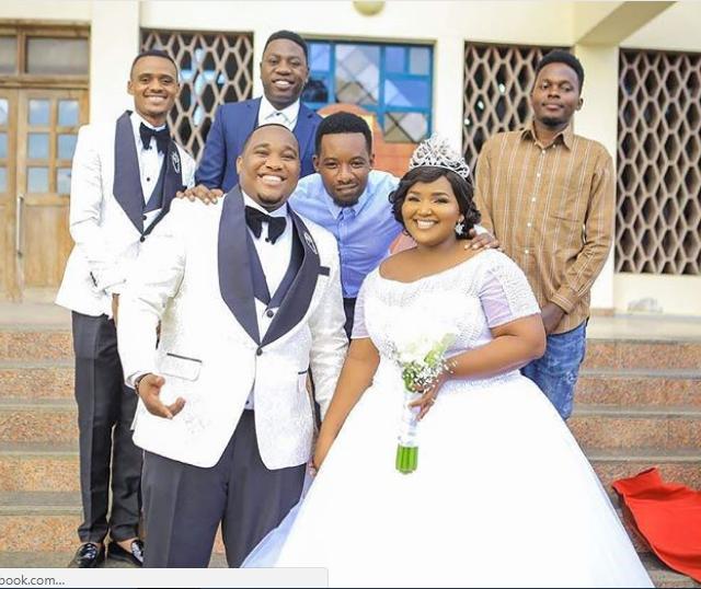 Dj-Ommy, Dj  Maarufu Nchini Afunga Ndoa (+Picha)