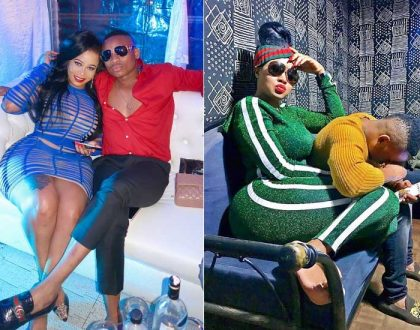 Vera Sidika Avunja Penzi Lake na Otile Brown