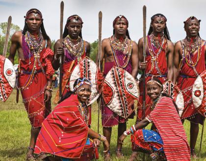 Makabila Yanayojulikana Sana Afrika.