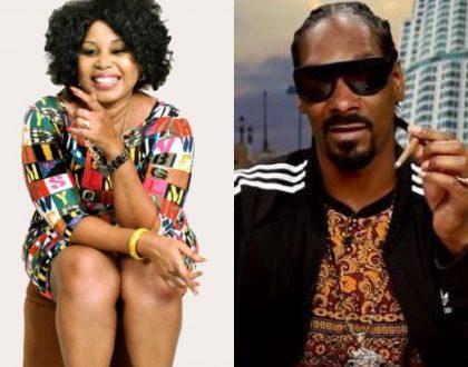 Muziki wa Snura Watua Mikononi Mwa Snoop Dogg
