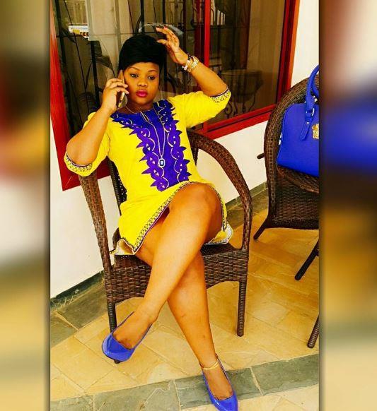 Semeni Lakini Siachi Kumpenda Wema :-Diana Kimari
