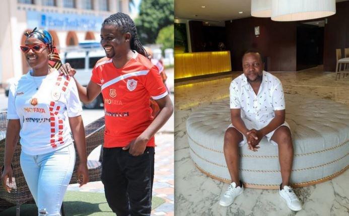 Karen Afungukia Mahusiano Ya Petit na Baba Yake Gadner