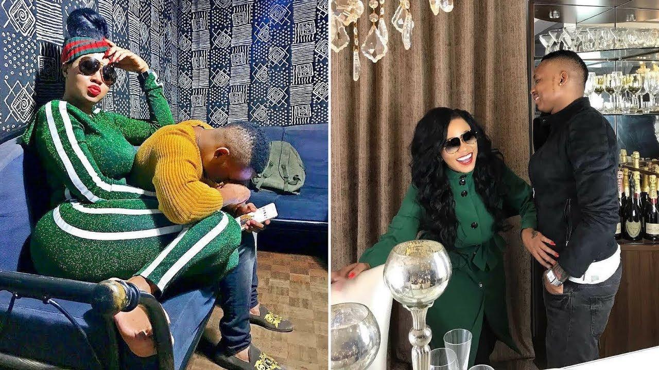 Vera Sidika Aanika Mambo Ya Chumbani Waliyofanya na Ex Wake Otile Brown