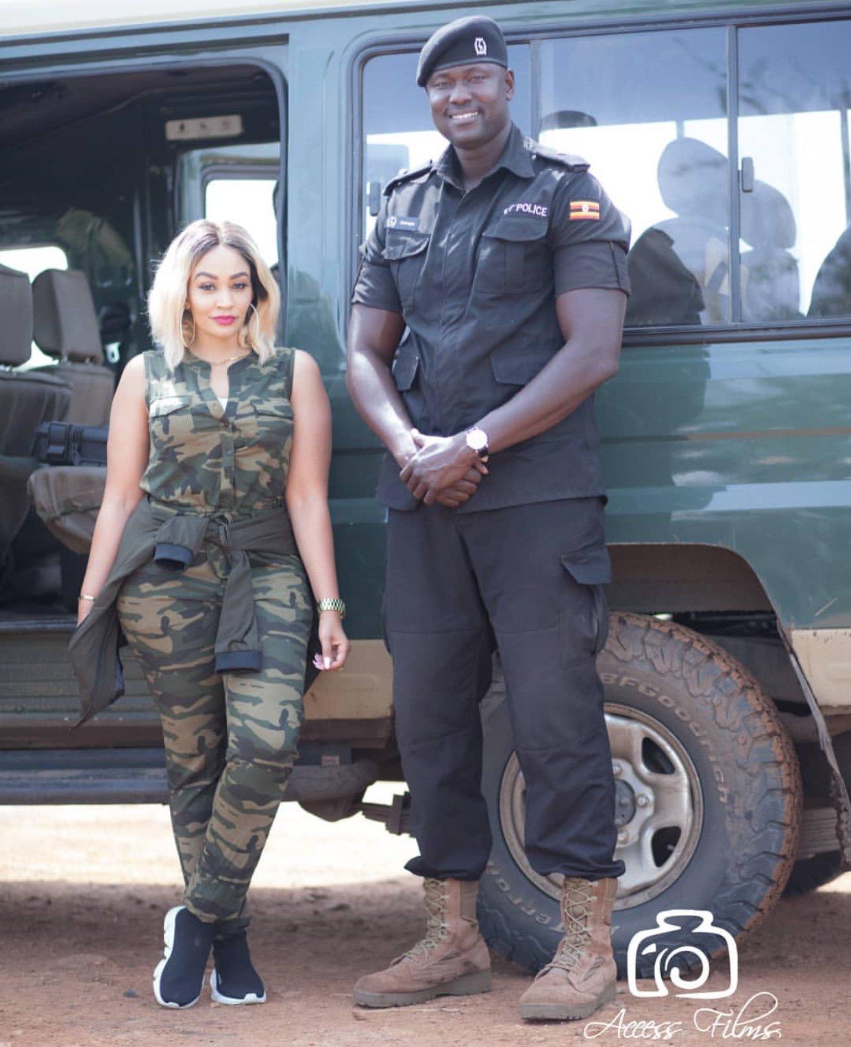 Zari Atangaza Zawadi Kwa Mashabiki Zake Uganda