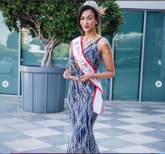 Nelly Atwaa Taji la Miss Uaresia Africa 2018 Nchini Uturuki