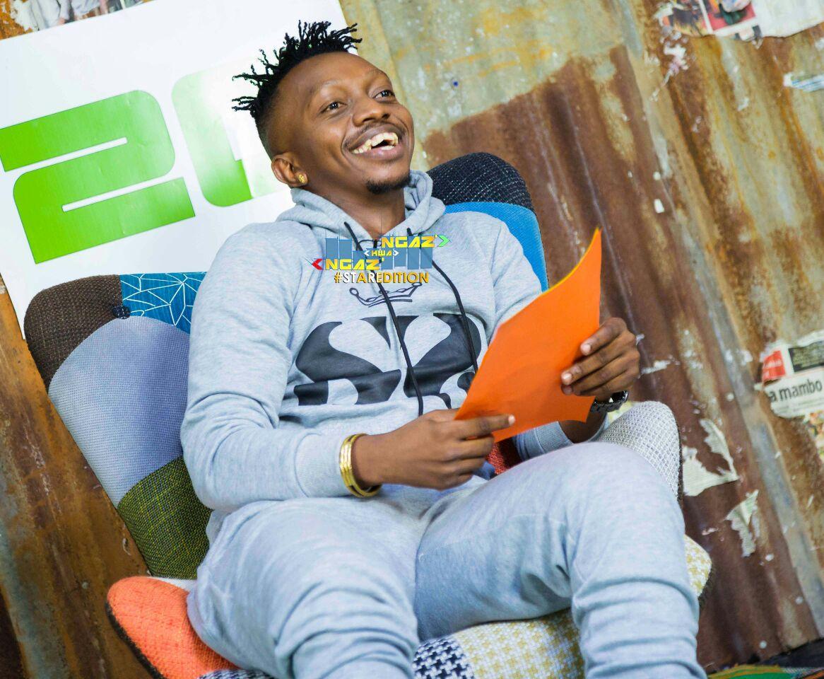 Shetta Akiri Wimbo Wake Kufanana na Aibu ya Nandy