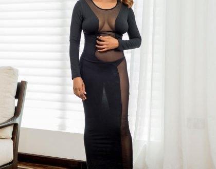 Lady JD Amwaga Povu zito Baada Ya Kukosolewa Kwa Kuvaa Uchi