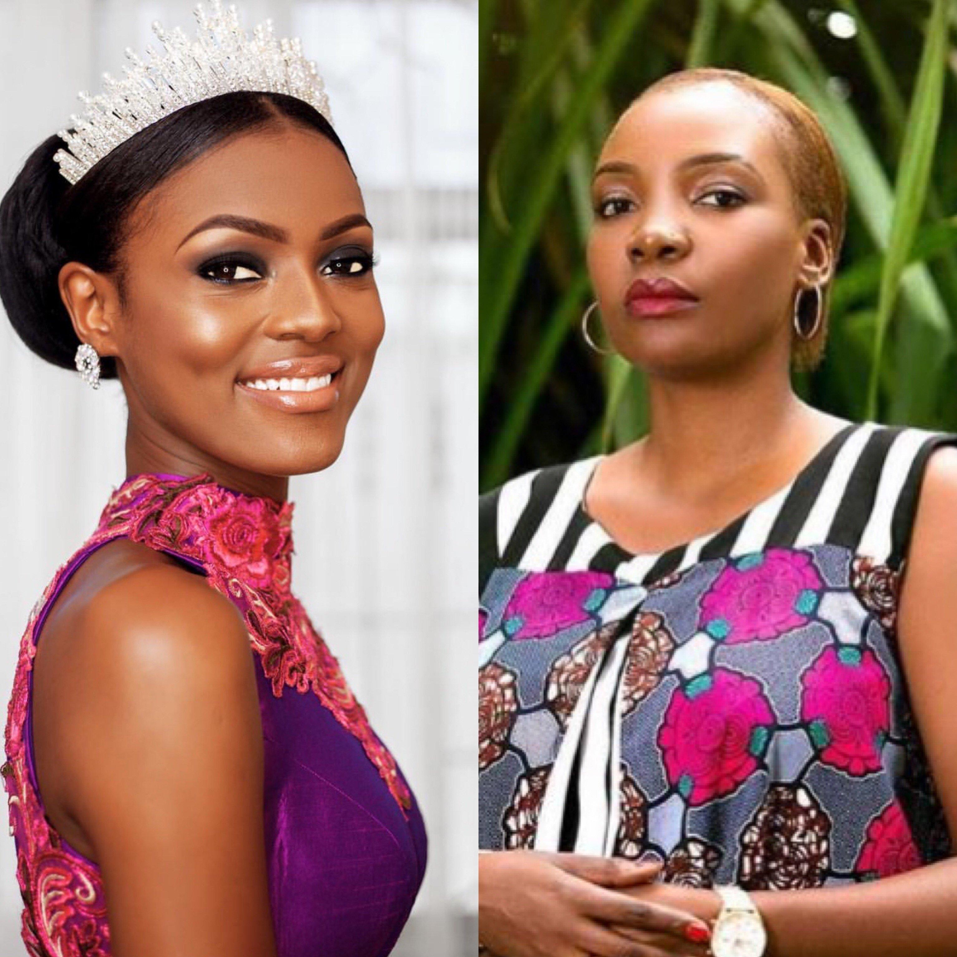 Miss Tanzania Afungukia Tetesi Za Bifu na Basila