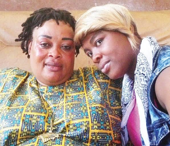 Queen Darleen Amwaga Chozi Kisa Mama Yake