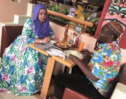 """""""Mke Wangu Ndio Alipambana Sana na Majambazi""""- Mzee Yusuf"""