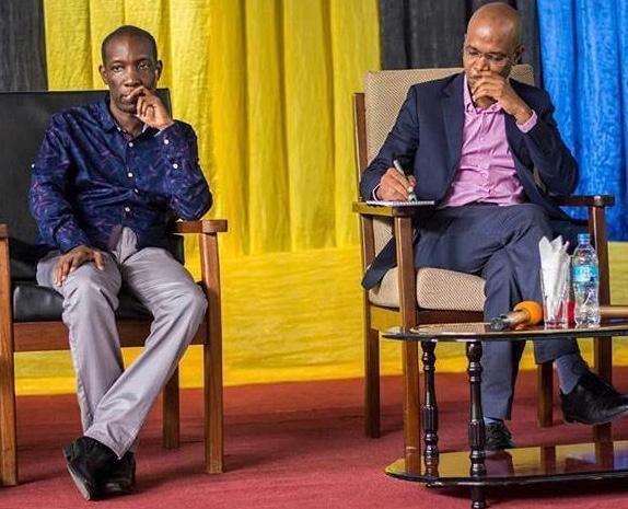 January Makamba Amuandikia Barua Ya Majonzi Ruge Mutahaba