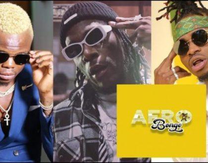 Ifahamu Sababu ya Harmonize Kuita EP yake AFRO BONGO