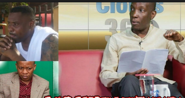 Steve Nyerere Amshtaki Dudu Baya kwa Kumsema Vibaya Ruge