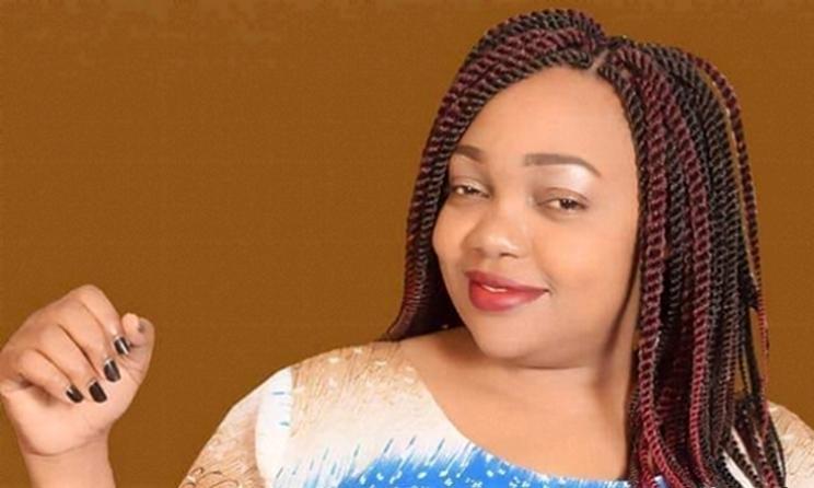Sister Fey Aomba Msaada
